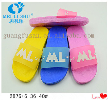 ML Printing Rubber Most visible EVA Outsole Shoes Slippers