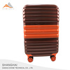 Fashion PC Plastic Covers Airport Travel Trolley Case