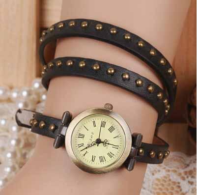 bc9a7492da2 3. 3. 3. 3.   QQ20171202020306 3. retro Vintage relógio de quartzo 1 pçs lote  quartzo relógios para homem ...