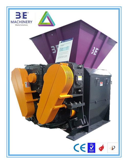 High Efficient of 3E's Plastic Film Shredder/Woven bag shredder, get CE Marking