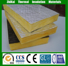 High Temperature Thermal Insulation Double Sided Fiberglass Blanket