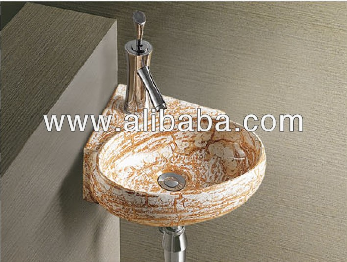 victory ceramic basin ,glass bowl.bathroom cabinet ,bathroom sink