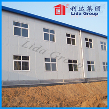 Light steel prefabricated house used prices