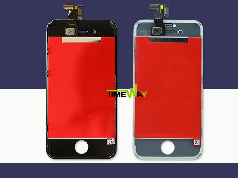 Wellcore High Quality and Low Price for iphone 4s LCD Screen Assembly With Digitizer touch screen