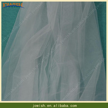 Very soft french lace tulle fabric nylon bulk bridal lace dress mesh fabric stretched high quality lace fabric in roll