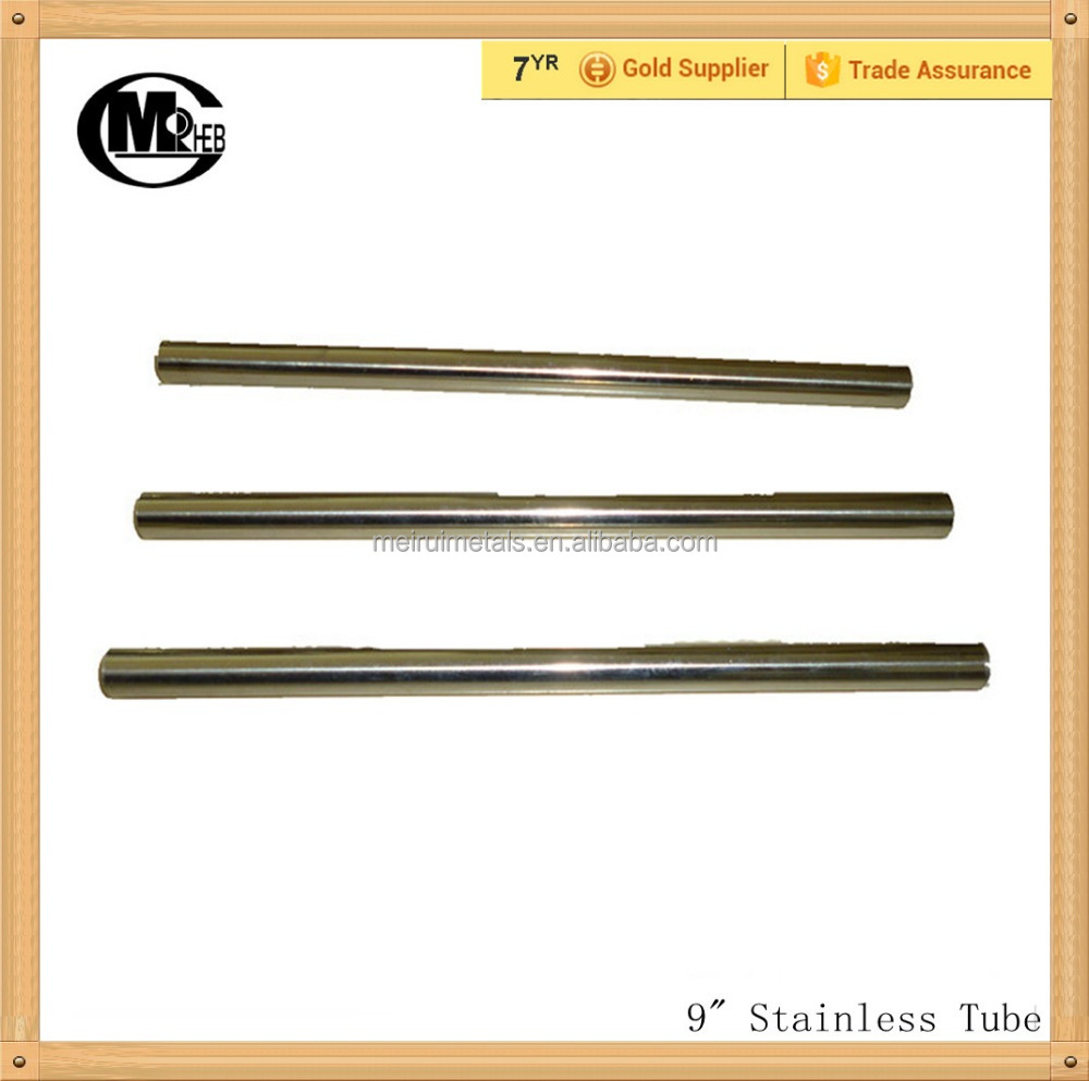 Garage Door Parts Stainless Steel Tube