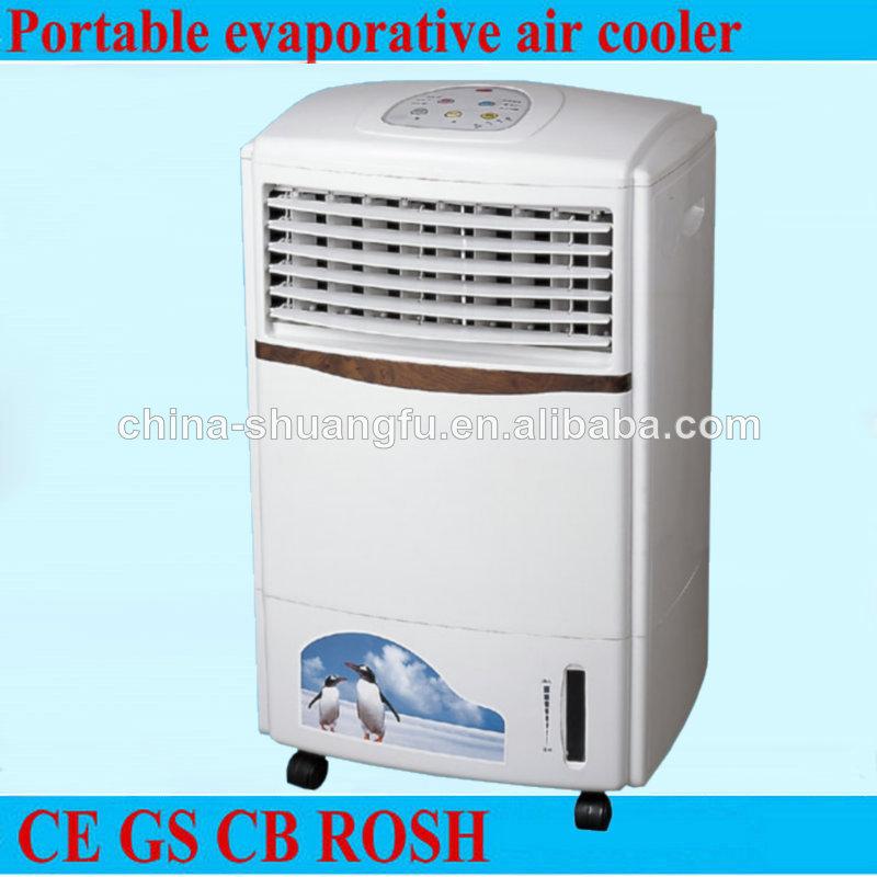 Enfriador de agua port til de refrigeraci n del ventilador - Ventiladores de agua ...