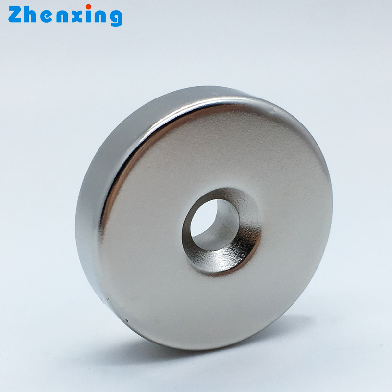 Customized Design High Quality N35 N42 N52 Curved Neodymium Magnet 60x10-10mm