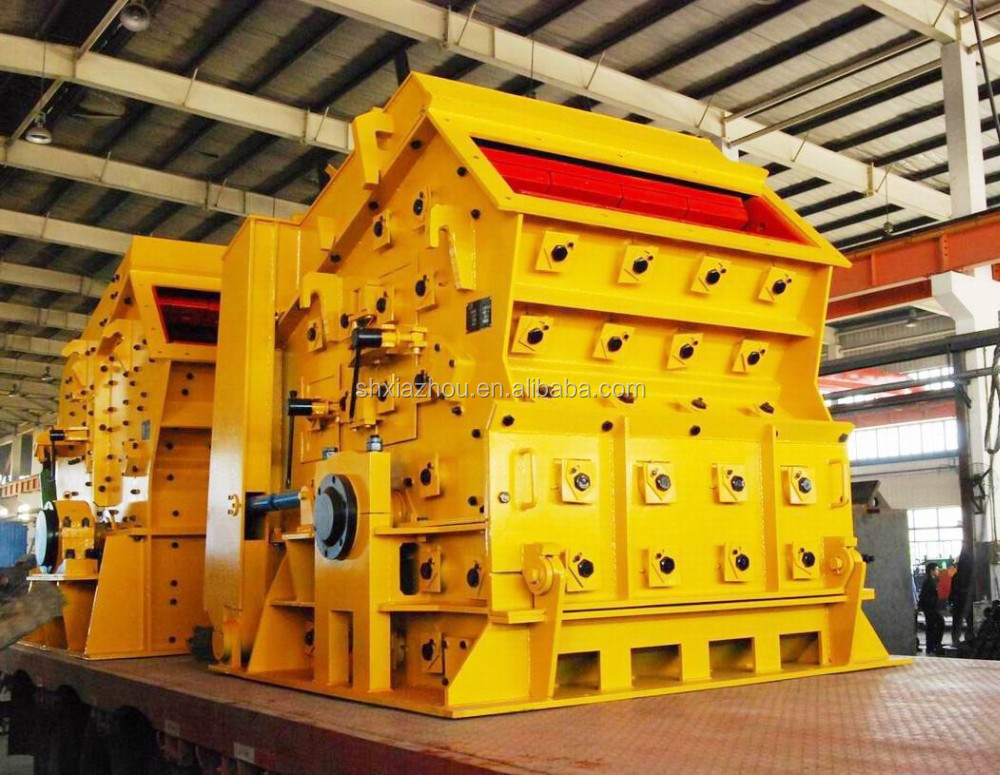 Hot sale high quality and Best price mobile Impact Rock Crusher