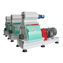 China good supplier customized hay and straw cutter feed hammer mill output 9.0-12t/h RING DIE PELLET MACHINE