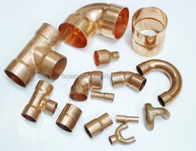 Air Conditioning Refrigerant Copper Fittings Pipe Refrigeration Fittings