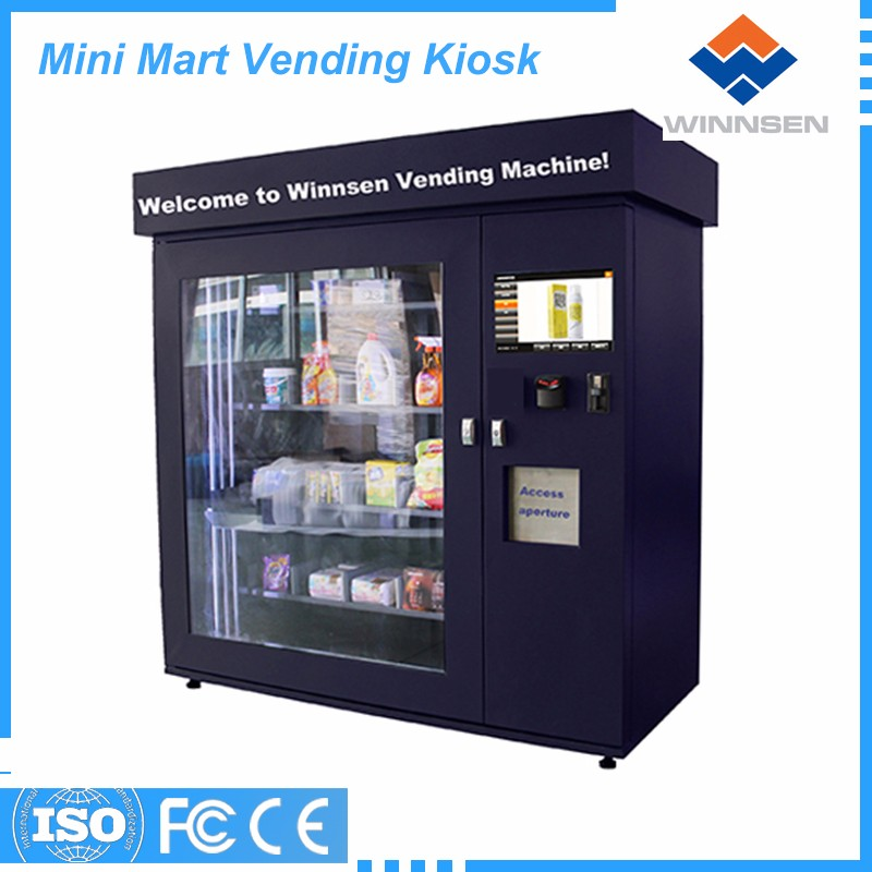 Candy/snack/drinks mini mart vending machine