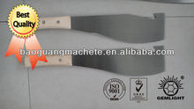 Sugar Cane Machete/knife Best Sale for sugar cane mill/cane plantation