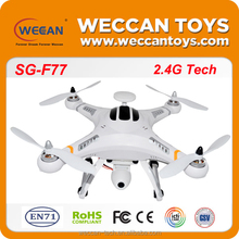 2.4G aeromodelling with HD camera rc quadcopter with GPS