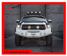 Toyota Tundra 14+ Front bumper , with led light, without winch