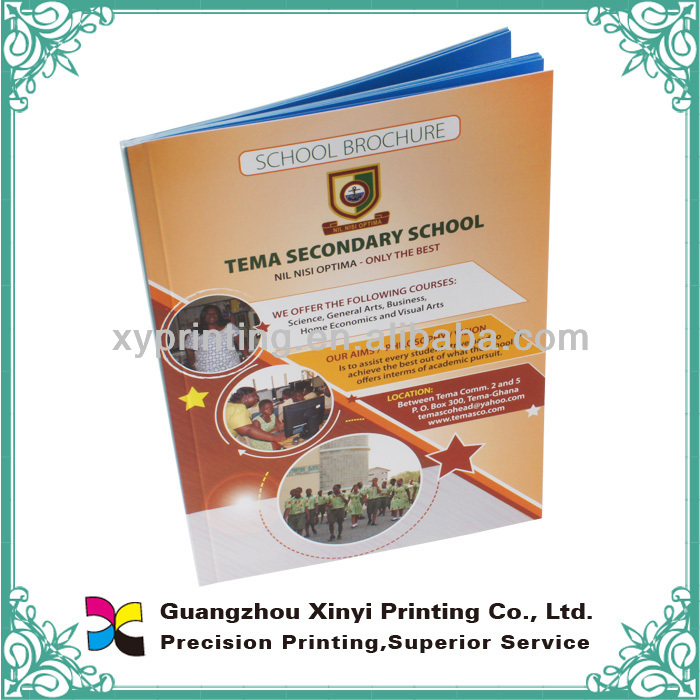 Professional Design and Printing Softcover Books text printing coupon book