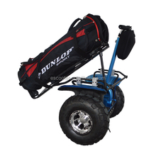 Xinli Escooter New concept 2 wheel mobility scooter 72V lithium battery for golf cart