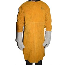 Protective Clothing Argon-arc welding Aprons Leather Exposure Suit