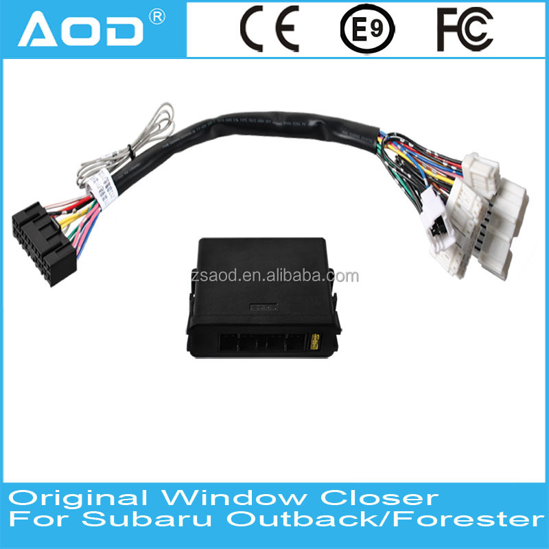 Auto Window closer system for Subaru Forester 2013