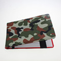 Camouflage Golf Scorecard Holder Camping Score card Holder Crestgolf Logo