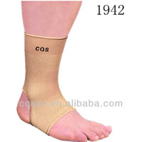 Spandex medical elasticated ankle support factory
