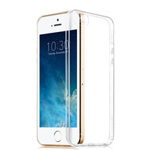 Cell Phone Case Wholesale Clear Transparent TPU Soft Mobile Phone Covers For iphone 6 7 8Plus