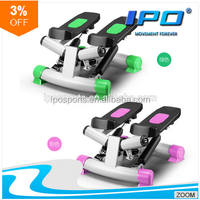 2016 new products body swing mini stepper twist and shape stepper