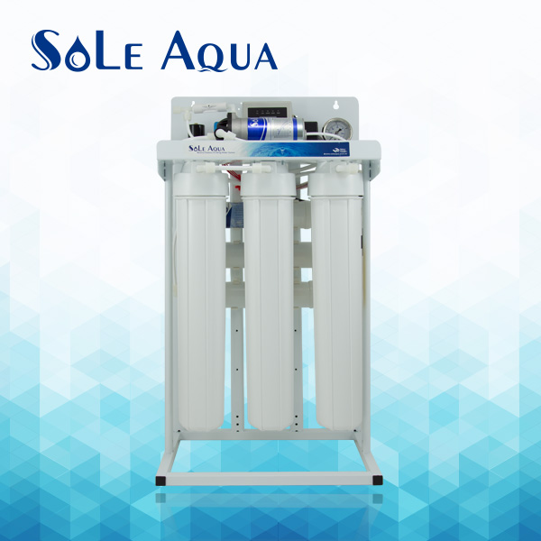 300 gpd reverse osmosis commercial ro water purification system