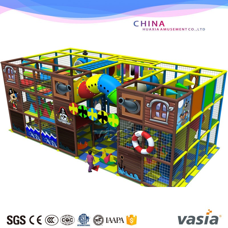 New children playground indoor equipments play for kids