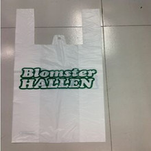 Factory Price Cheap Plastic Shopping Vest Bags/Shoppers/T-shirt Bags