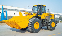 Heavy construction equipment Chinese SDLG Wheel Loader LG958 for sale in dubai