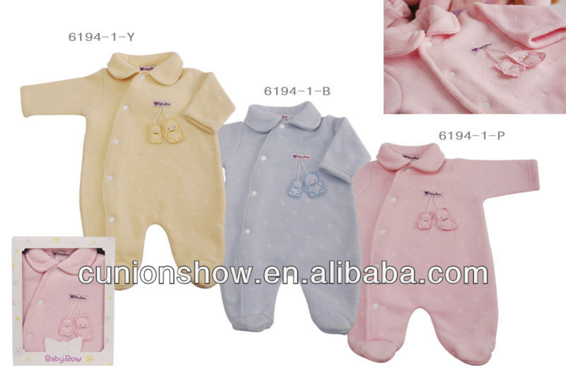 Hot selling New design baby garment clothing