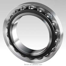 steel angular contact ball bearing N3048 magnetic motor bearing