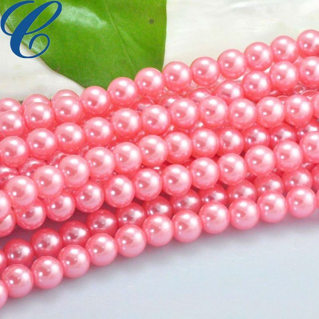 China Bead Factory Glass/Plastic/Shell Pearl Bead