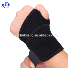 Adjustable fashionable wrist belt weight lifting support neoprene wrist brace
