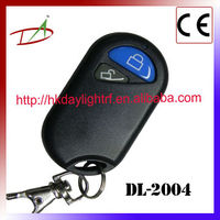 DL-2004 wireless keeloq CE uhf remote key fob transmitter