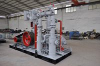 high pressure compressor/40 bar piston compressor/pet specialized water cooling air compressor