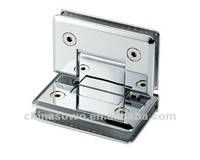 D-05 solid brass glass shower hinge with reasonable price