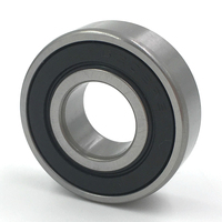 Stainless Steel Good Thermal 6202 Bearing
