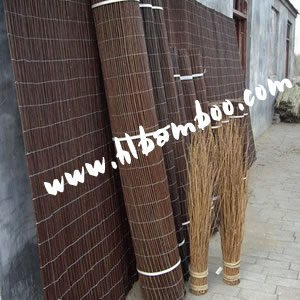 Natura willow fence for garden or Home decoration