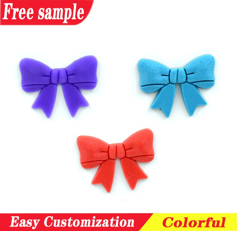 Ribbon design colorful PVC accessory