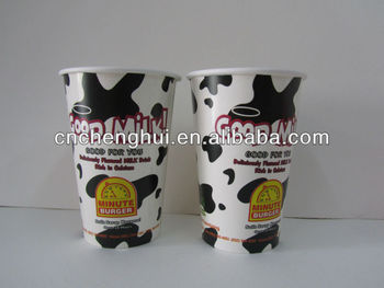 390ml ice cream cup/disposable chip bowl/jelly/taste cup