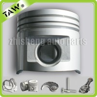 High strenght compressed air tp ring piston for toyota