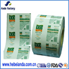 Best Selling!!! laminated plastic packaging roll film widely used in shampoo wrapping