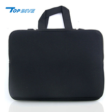 OEM quality durable neoprene waterproof laptop zipper closure case