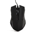 Black laser mouse 6d optical gaming mouse driver for PC gamer