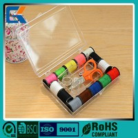 2015 promotional low price mini travel sewing kits for adult