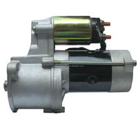 High-quality auto starter motor for Mitsubishi Pickup 2.3L OEM: 36100-42010 Lester: 16853 Engine: 4D56