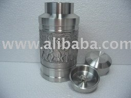Pewter Container