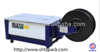 shanghai Low Table JK 740L semi auto dvd wrapping machine